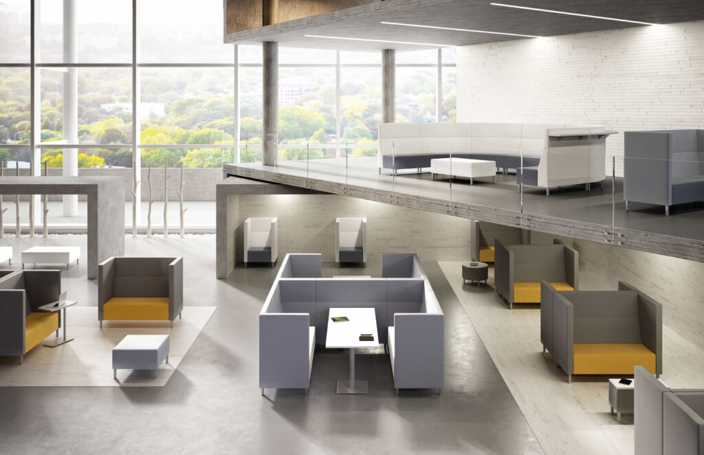 SWOOD Design coworking space